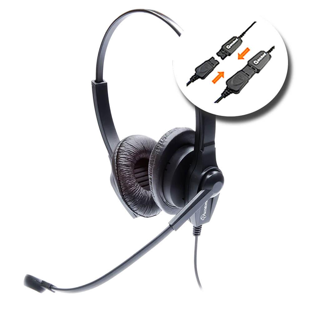T610-Con Cable QD para tel�fono